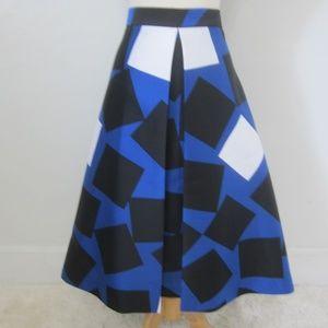 Lane Bryant A-Line Flare Skirt Women's Plus 18
